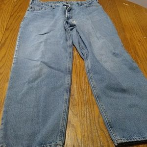 Another pair of old school mens Wranglers!!